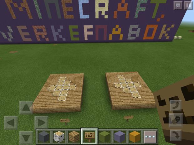 Mynstur í Minecraft